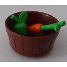 LEGO Castle Advent Calendar Set 7979-1 Subset Day 19 - Food Basket