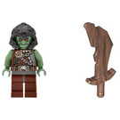 LEGO Castle Advent Calendar Set 7979-1 Subset Day 21 - Troll Warrior