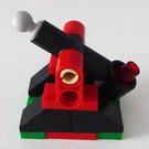 LEGO Castle Advent Calendar Set 7979-1 Subset Day 22 - Catapult