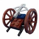 LEGO Castle Advent Calendar Set 7979-1 Subset Day 9 - Crossbow on Wheels