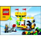 LEGO Castle Building Set 6193 Instructions