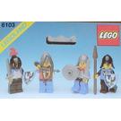 LEGO Castle Figures Set 6103-2