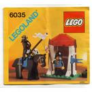 LEGO Castle Guard Set 6035 Instructions