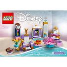LEGO Castle Interior Kit Set 40307 Instructions