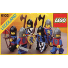 LEGO Castle Mini-Figures Set 6102
