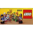 LEGO Castle Mini Figures Set 6103-1