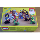 LEGO Castle Mini Figures Set 6103-1 Packaging