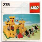 LEGO Castle Set 375-2 Instructions