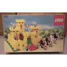 LEGO Castle Set 375-2 Packaging