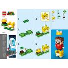 LEGO Cat Mario Power-Up Pack Set 71372 Instructions