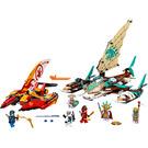 LEGO Catamaran Sea Battle Set 71748