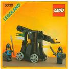 LEGO Catapult Set 6030 Instructions