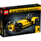 LEGO Caterham Seven 620R Set 21307 Packaging