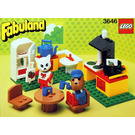 LEGO Catherine Cat in her Kitchen Set 3646