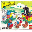 LEGO Catherine Cat in her Kitchen Set 3646 Instructions
