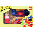 LEGO Catherine Cat in her Kitchen Set 3795