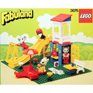 LEGO Cathy Cat's Fun Park Set 3676