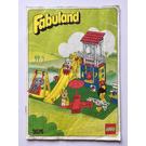 LEGO Cathy Cat's Fun Park Set 3676 Instructions