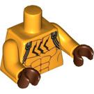 LEGO Catman Minifig Torso (973 / 88585)