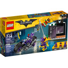 LEGO Catwoman Catcycle Chase Set 70902 Packaging