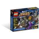 LEGO Catwoman Catcycle City Chase Set 6858 Packaging