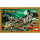 LEGO Caverns of Nathuz (3859) Instructions