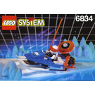 LEGO Celestial Sled Set 6834