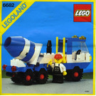 LEGO Cement Mixer Set 6682
