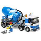 LEGO Cement Mixer Set 7990