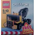 LEGO Cement Truck Set 7876