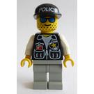 LEGO Central Precinct HQ Cop with Blue Glasses Minifigure
