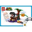 LEGO Chain Chomp Jungle Encounter Set 71381 Instructions
