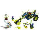 LEGO Chain Cycle Ambush Set 70730