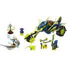 LEGO Chain Cycle Ambush Set 70730