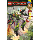 LEGO Chameleon Hunter Set 8114