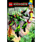 LEGO Chameleon Hunter Set 8114 Instructions