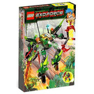 LEGO Chameleon Hunter Set 8114 Packaging