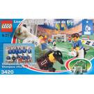 LEGO Championship Challenge II (L'Equipe de France Edition) Set 3420-3