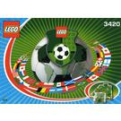 LEGO Championship Challenge II Set 3420-1 Instructions
