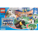 LEGO Championship Challenge II Set (French) 3420-3
