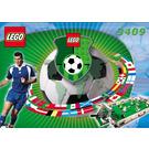 LEGO Championship Challenge Set 3409-1 Instructions