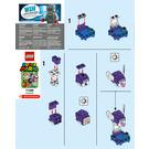 LEGO Character Pack Random Bag Set 71386-0 Instructions