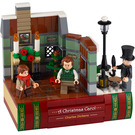 LEGO Charles Dickens Tribute 40410