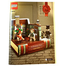 LEGO Charles Dickens Tribute Set 40410 Instructions