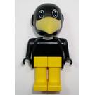 LEGO Charlie Crow Fabuland Minifigure