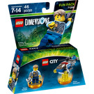 LEGO Chase McCain Fun Pack Set 71266 Packaging