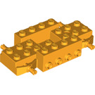 LEGO Chassis 4 x 8 with Minifigure Pin (30837)