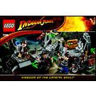 LEGO Chauchilla Cemetery Battle Set 7196 Instructions