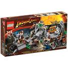 LEGO Chauchilla Cemetery Battle Set 7196 Packaging