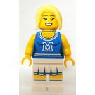 LEGO Cheerleader Minifigure